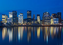 Oslo_at_night
