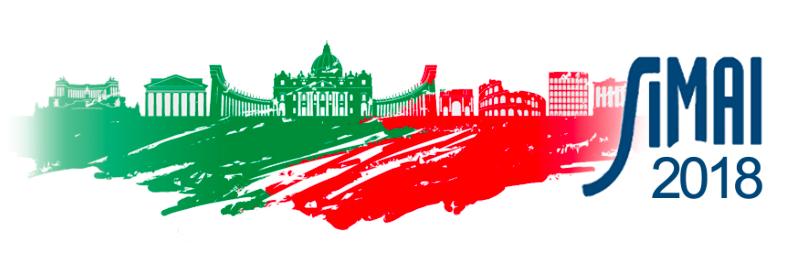 SIMAI 2018 Congress inROME